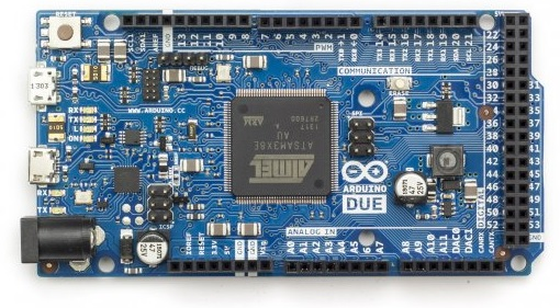 Arduino Due, SAM3U Cortex-M3